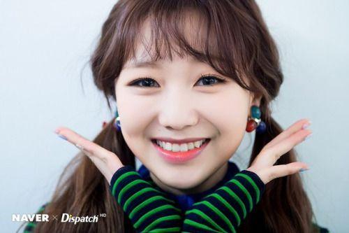 SuJeong (Lovelyz) - Dispatch Interview Pics