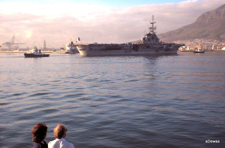 March 19 2000  The group was made up of the Foch, the frigate Duquesne, the tanker Meuse and the combat support ship Jules Verne visited Cape Town. South Africa
