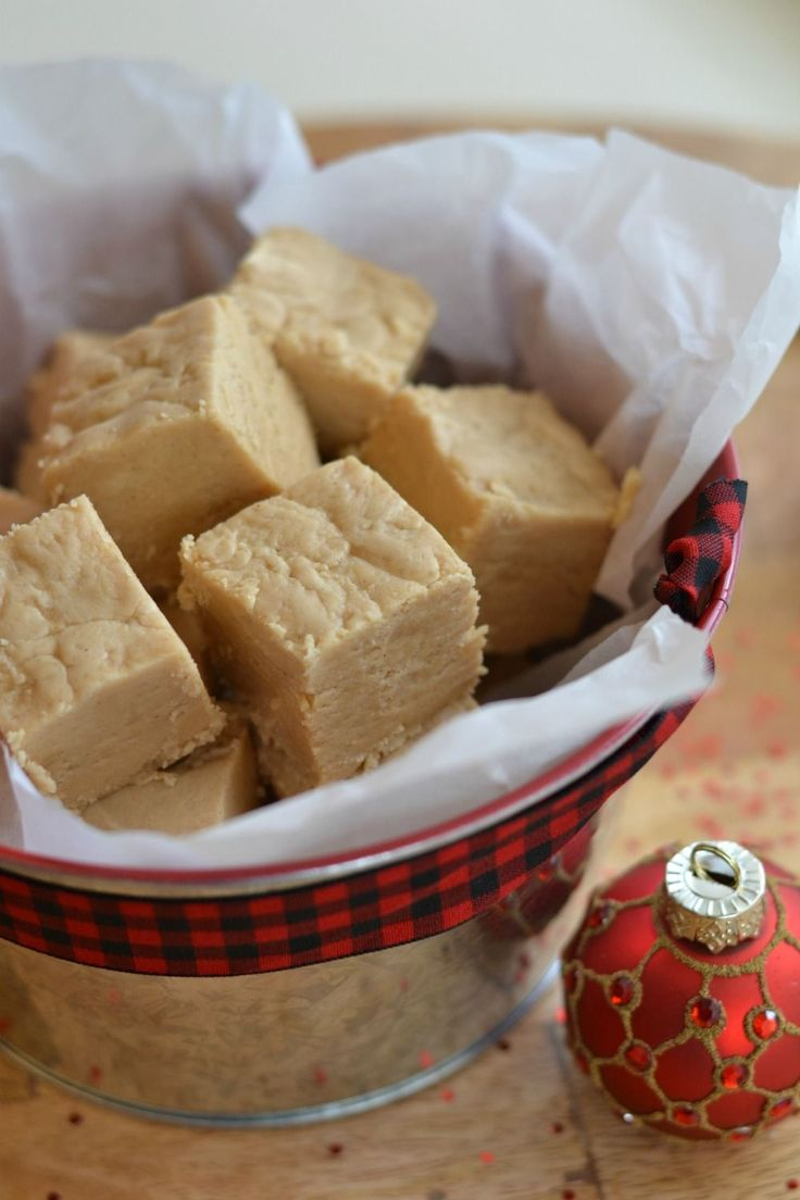 This peanut butter fudge is light and creamy, and it's amazingly easy to make! No one would ever guess that it only requires four ingredients, one pot, and a few minutes of cooking time. When I was a little girl, my grandmother's sister used to make a big batch of peanut butter fudge every year during the holidays. From the moment I took my first bite, I was forever changed. I hadn't thought it was possible for anything to taste that good! It felt like I'd died and gone to a sweet…