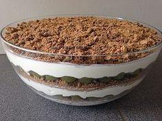 Dessert mit Trauben   – kochen