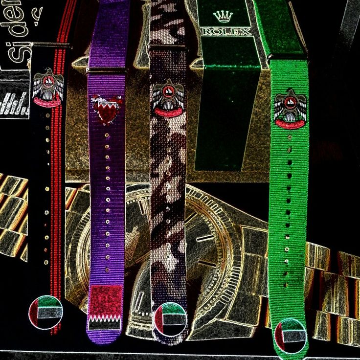 uae natostrap collection