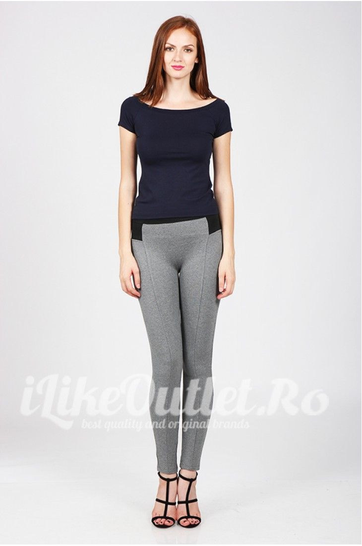 Tricou bleumarin Basic - ASOS