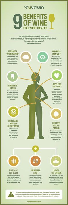 9 benefits of wine for your health