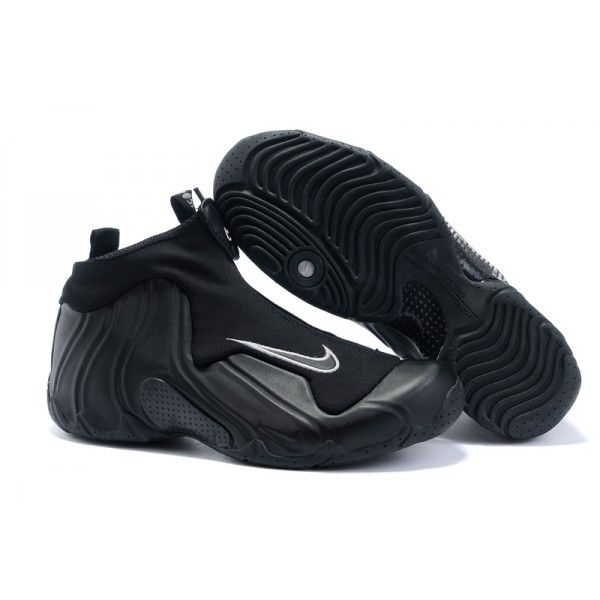 UK sale Men Nike Air Flightposite Darkblue Black Shoes