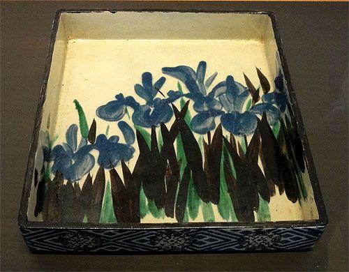 110713_240 Paris - Musée des arts asiatiques-Guimet - Les céramiques de Ogata Kenzan