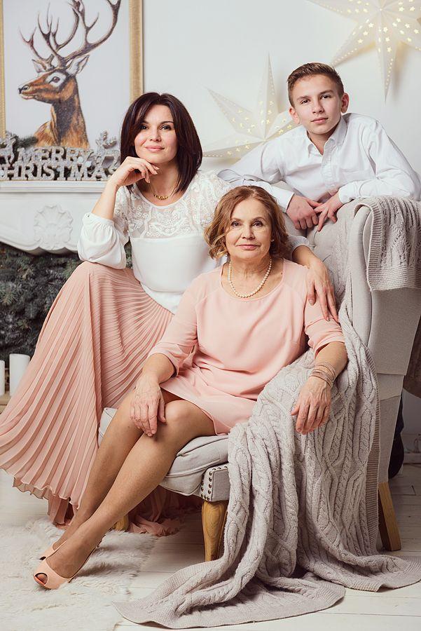 Семейное фото  #family photo #Christmas photo  #new year photo