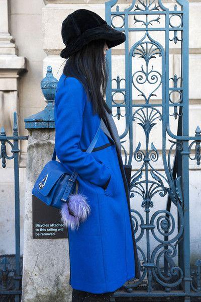 London Fashion Week Fall 2014