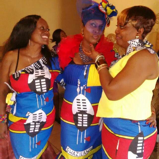 Swati fabric  Cillaluniko by Priscilla Nikiwe Novela
