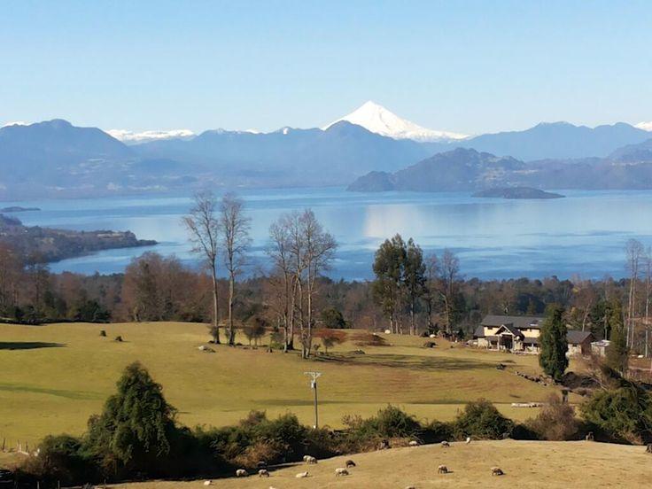 Panguipulli, Lago Calafquen. propiedadfacil