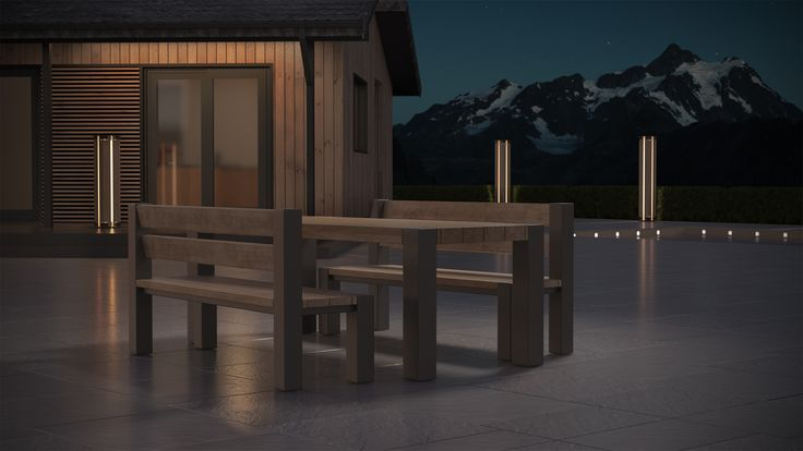 vrtna garnitura garden furniture set
