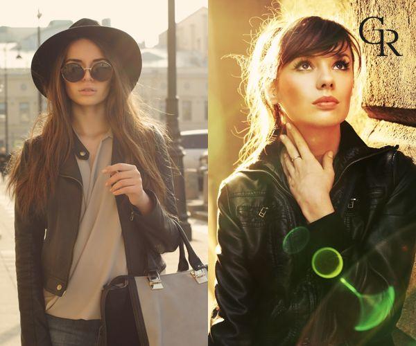 2014 baharında kısa ceketler dikkat çekiyor. Hem eteklerle hem de pantolonlarla kombin edilen kısa siyah ceketlerle çok karşılaşacağız.