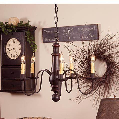 about primitive country chandelier on pinterest primitive lighting