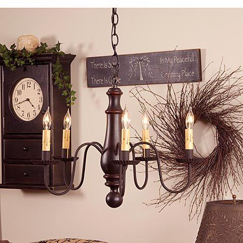 about primitive country chandelier on pinterest primitive lighting