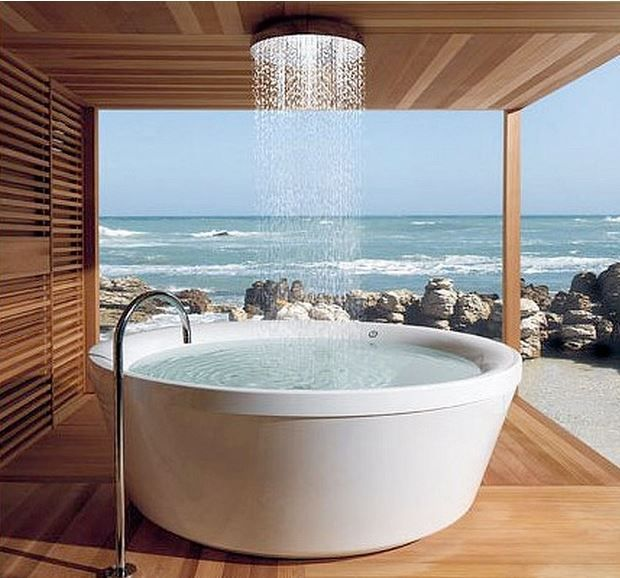 40 best [bath] Room with a view images on Pinterest | Bathroom ...
