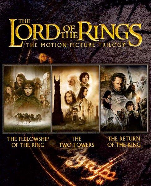Yüzüklerin Efendisi Boxset Extended Türkçe Dublaj HD indir