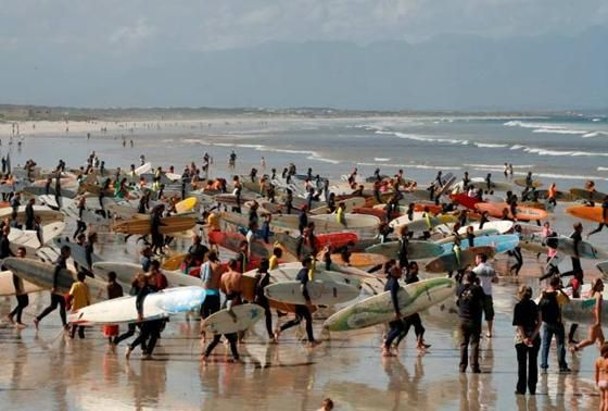 BOS Earthware Beach Festival | October | Muizenberg Beach
