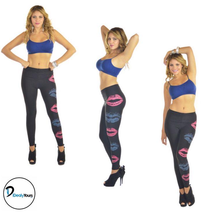 ❤️www.iDealyYours.com❤️  #iDealyYours #SexybackBoutique #monday #mondays #mondayfunday #MondayMorning #mondayblues #MondayNight #MondayMotivation #mondaymadness #legging #leggins #fashion #Nice #love #cute #hot #sexy #beautiful #loveit #Yoga #Gym #Fitness #gear #awesome #best #cool -------- ❤️CHECK OUT iDealyYours.com FOR:❤️ #leggings #dresses #Bodysuits #Swimsuits #heels #shoes #booties --------- MODEL: LEG119BLK000 STYLE: LIPSTICK KISSES BLACK LEGGIN