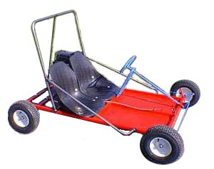 How to build a 2 seater go cart from complete go kart plans.  Step by step diy go cart guide, download and start building today!