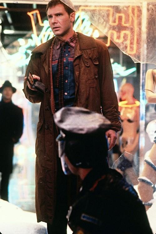 Rick Deckard (Harrison Ford) - Blade Runner