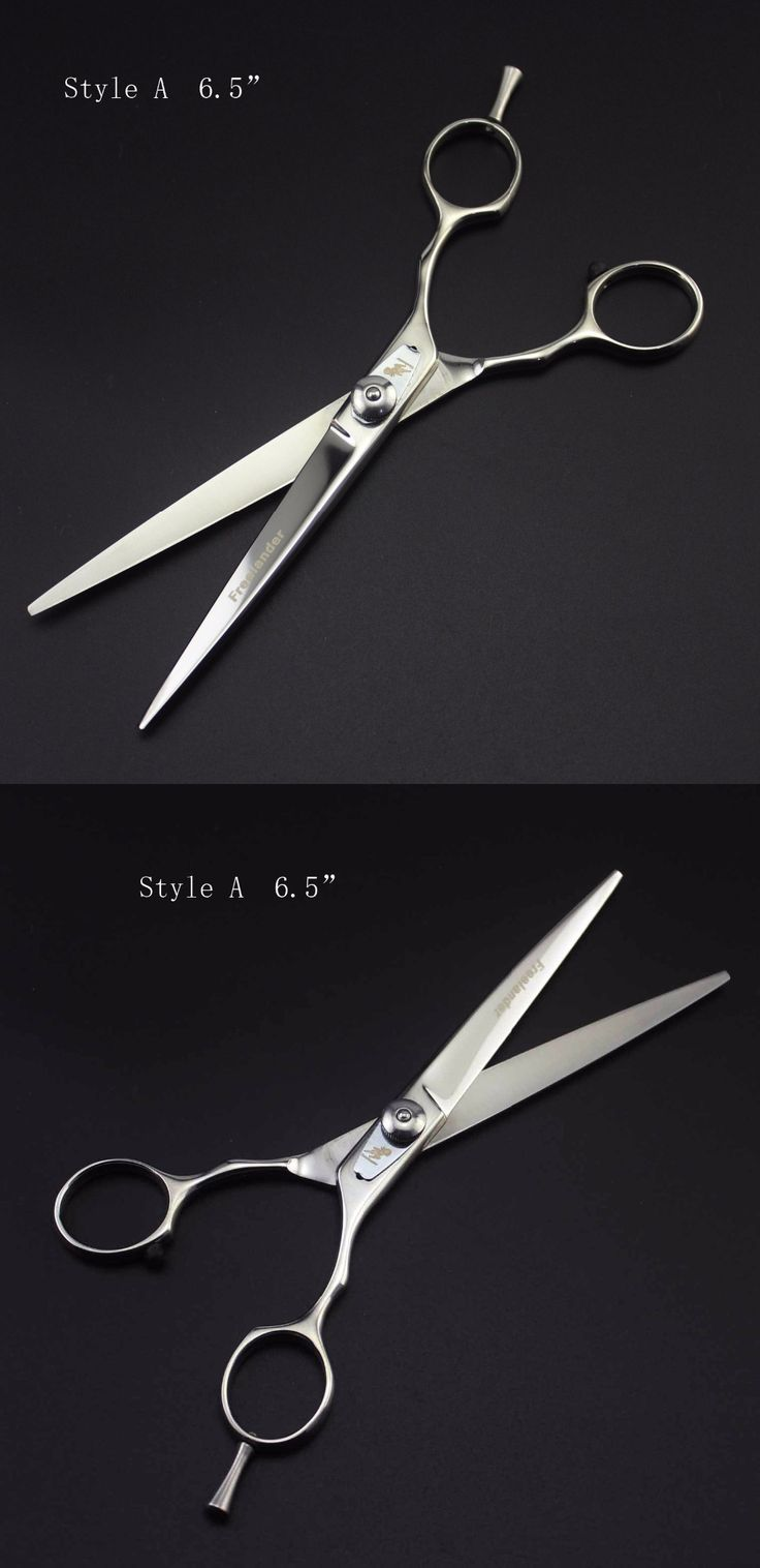 6/6.5 Professional hair cutting scissor suntachi scissors japaness steel Titan scissors  Silvery scissors Free shipping