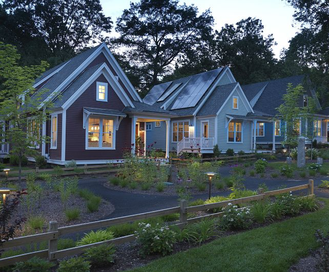 17 best images about family compound ideas on pinterest for Family cottages