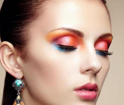 Moda: #Trucco #occhi #estate 2016: arcobaleno per lo sguardo (link: http://ift.tt/28MS2oU )