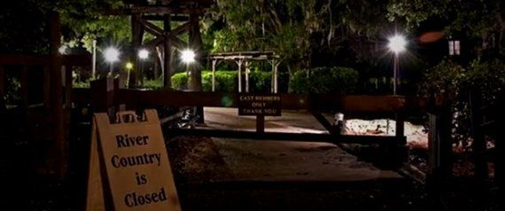 Disney's Abandoned Theme Parks Are Our New Creepy Obsession