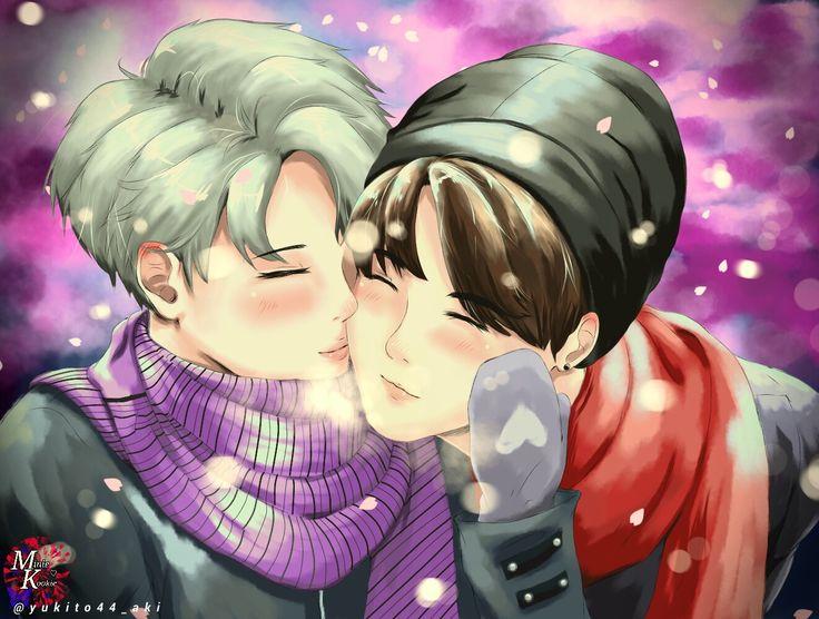 jikook/winter/fanart