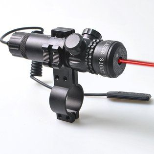 how to set up scope on air rifle