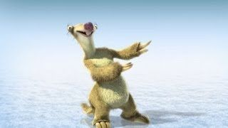 The Sid Shuffle - Ice Age: Continental Drift, via YouTube.