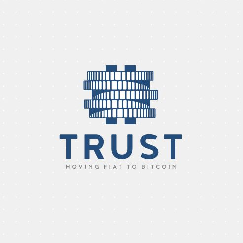 Design a logo for a Bitcoin exchange platform by H A B I T U S