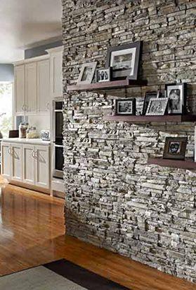 1000 Ideas About Faux Stone Walls On Pinterest Faux