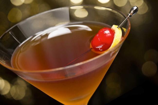 Cómo preparar un cóctel Manhattan - El Gran Catador