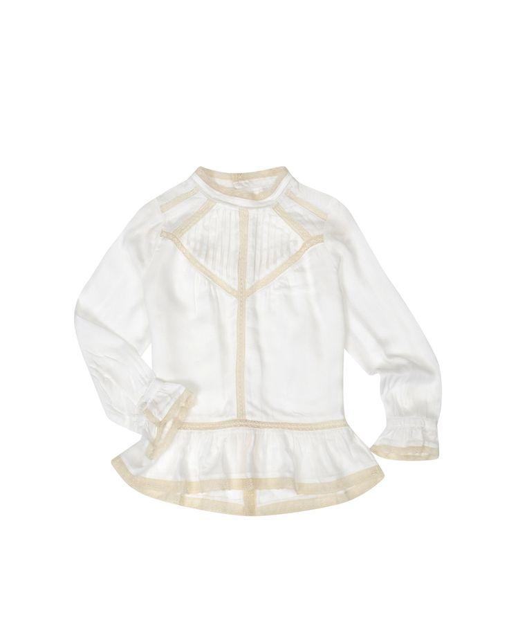 Blusa de niña Bass 10 - Niña - Blusas y Camisas - El Corte Inglés - Moda