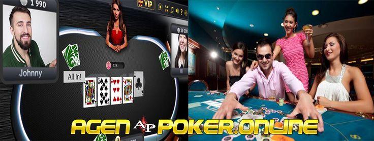 Karakter Pemain Poker Online