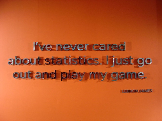 lebron james quotes | Lebron James Quote @ Niketown | Flickr - Photo Sharing!
