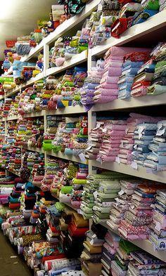 Stoffe kaufen in Amsterdam
