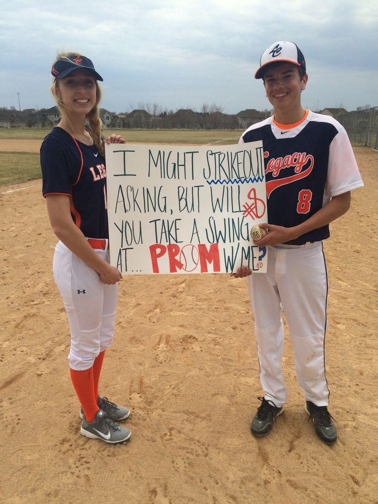 Baseball promposal #baseball #promproposal #promposal #prom