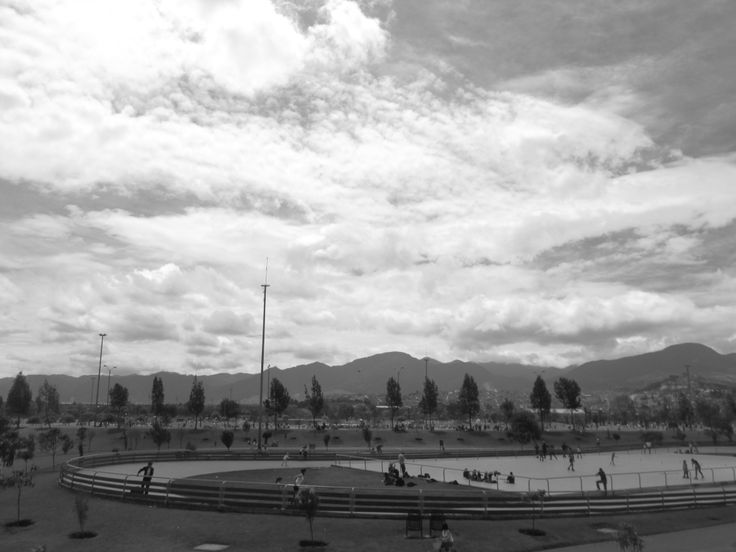 Linea de horizonte - alta por: Cristian Contreras