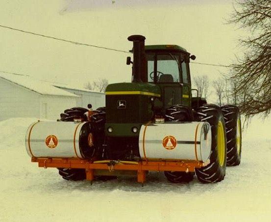 JOHN DEERE 8430 FWD