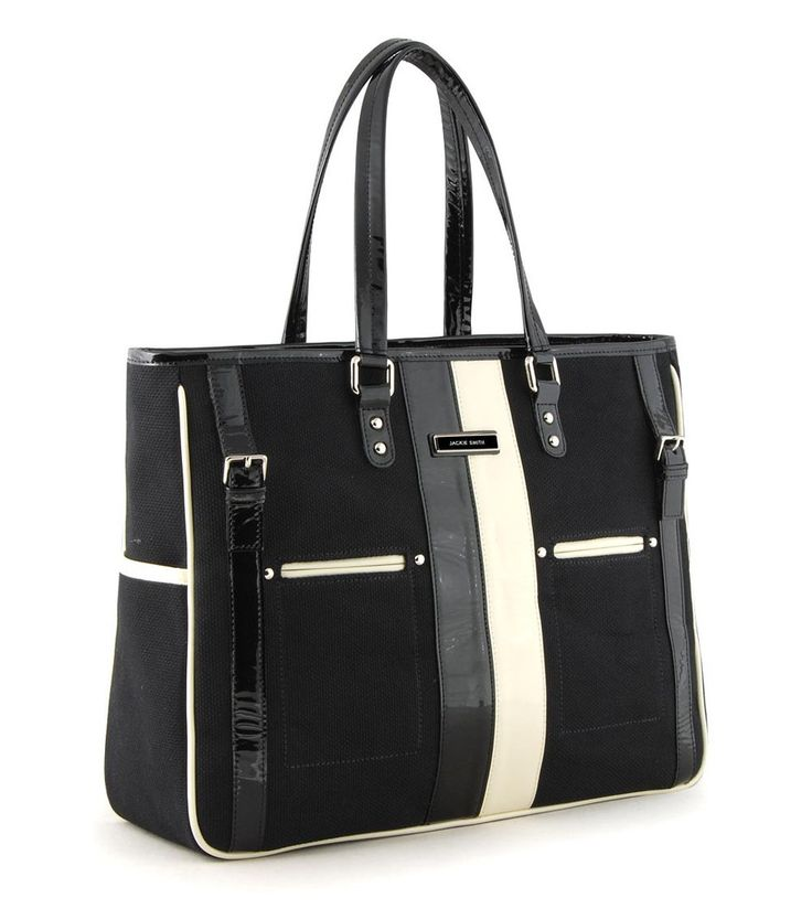 Black Verni | Jackie Smith I love my new bag!!
