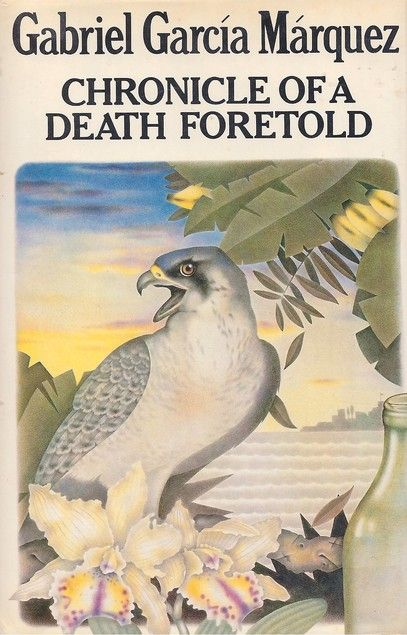 Chronicle of a Death Foretold | books do furnish a room ...