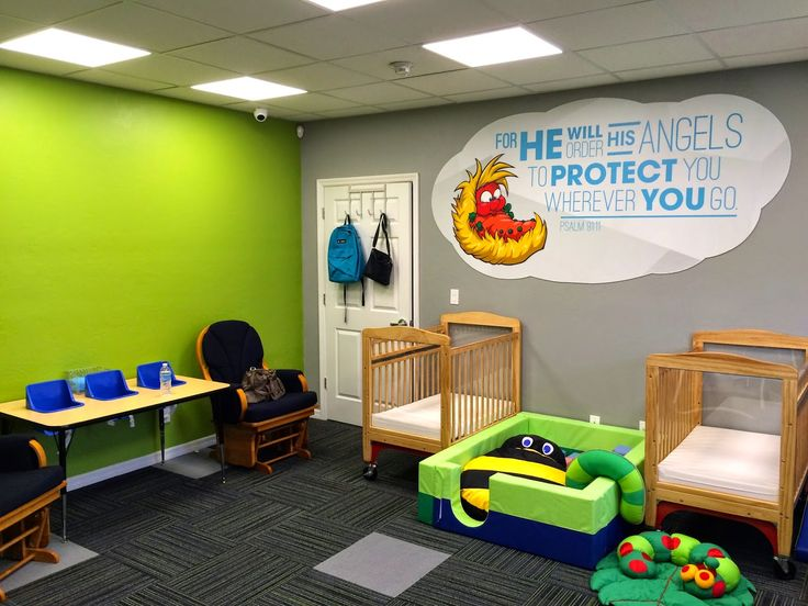 Charming Idea For Nursery Facility. How To Build A Thriving Childrenu0027s Ministry In  Small Town,