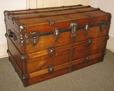 115 Best Images About Victorian Trunks On Pinterest