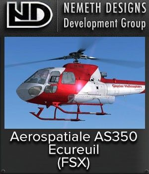 NEMETH : Aerospatiale AS350 Ecureuil The AS350 appeared first under the Aerospatiale brand label but later in 1992 Aerospatiale and Daimler Benz Aerospace merged their helicopter divisions forming Eurocopter, since then it is recognized under the brand name Eurocopter. All seats in the passenger cabin face forward for optimum view of vision. The single engine AS350 Ecureuil is renowned for its high performance, its safety and its reduced operating costs and it also boasts a low vibration…