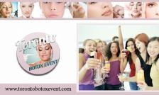 $45 for 10 Botox units, Makeover done by Inspire cosmetics, plus Food, Drinks and Prizes from Toronto Botox Event  75% OFF