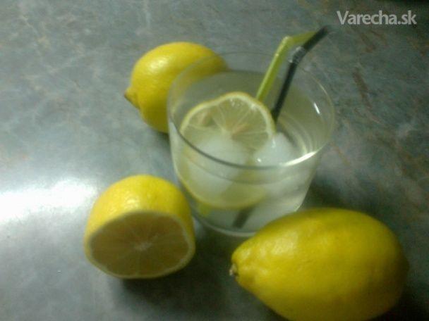 Domáci svieži Mojito sirup - koncentrát (fotorecept)