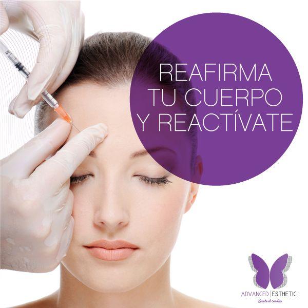 Las arrugas y líneas de expresión se pueden eliminar con Botox y Ácido hialurónico, no esperes más, ingresa a www.advancedesthetic.com.co y comienza tu tratamiento.