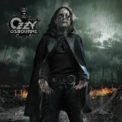 Ozzy Osbourne - Black Rain CD Album