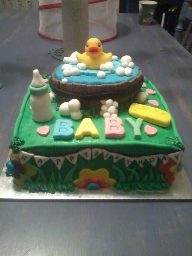 Birthday/Baby Shower cake